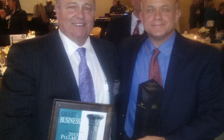 BlueBridge Networks Wins Medical Mutual Pillar Award